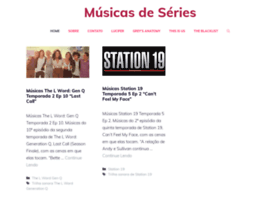 musicadeseries.com