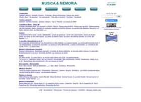 musicaememoria.com