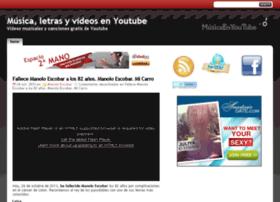 musicaenyoutube.com