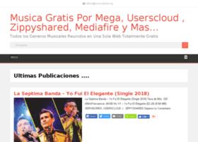 musicagratispormega.com