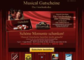 musical-gutscheine.com