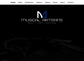 musicalartisans.com