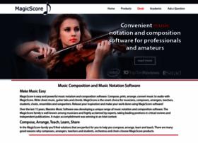 musicaleditor.com