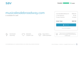 musicalesdebroadway.com