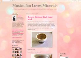 musicalfanlovesminerals.blogspot.com