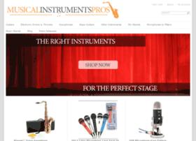 musicalinstrumentspros.com