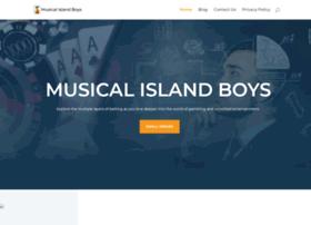 musicalislandboys.co.nz