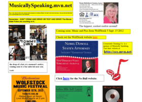 musicallyspeaking.mvn.net