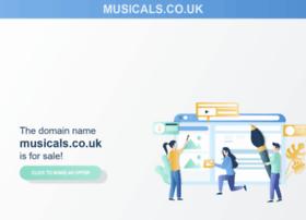 musicals.co.uk