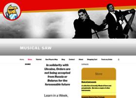 musicalsaw.com