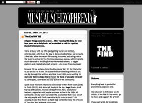 musicalschizophrenia.blogspot.com
