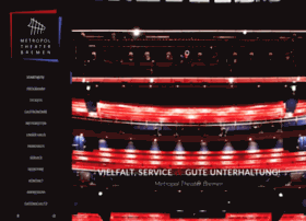 musicaltheater-bremen.de