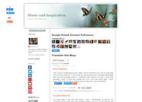 musicandmyinspiration.blogspot.ae