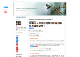 musicandmyinspiration.blogspot.sg