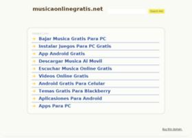 musicaonlinegratis.net