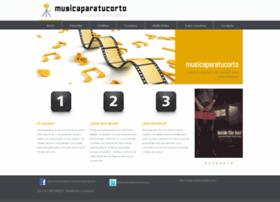musicaparatucorto.com