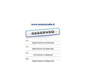 musicaradio.it