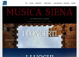 musicasiena.it