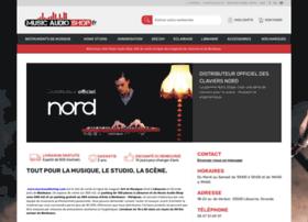 musicaudioshop.com