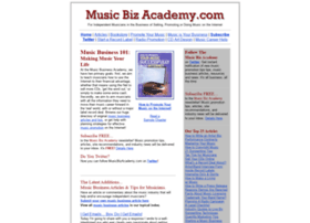 musicbizacademy.com