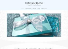 musicboxinvites.com