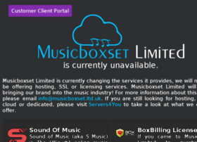 musicboxset.co.uk
