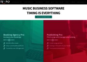 musicbusinesssoftware.com