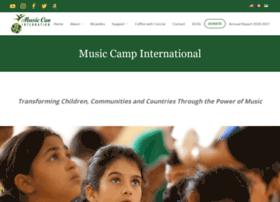 musiccampinternational.org
