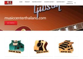 musiccenterthailand.com