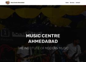musiccentreahmedabad.com