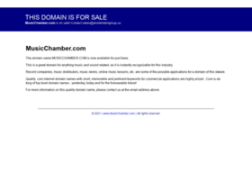musicchamber.com