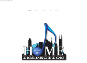 musiccityhomeinspection.net