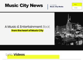 musiccitynews.com