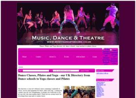 musicdancetheatre.co.uk