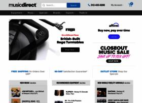 musicdirect.com