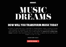 musicdreams.pitchfork.com