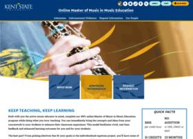 musicedmasters.kent.edu
