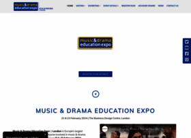 musiceducationexpo.co.uk