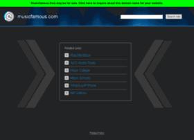 musicfamous.com
