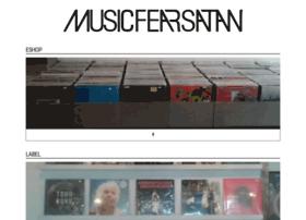 musicfearsatan.com