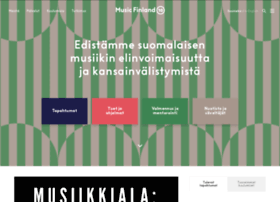 musicfinland.fi