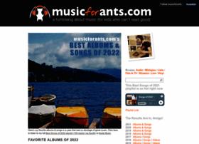 musicforants.tumblr.com