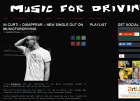 musicfordriving.com