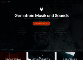 musicfox.com