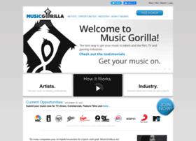 musicgorilla.com