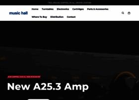 musichallaudio.com