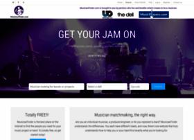 musicianfinder.com