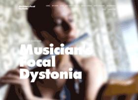 musicians-focal-dystonia.com