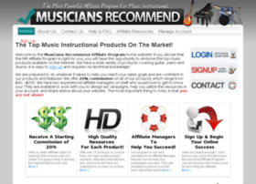 musiciansrecommend.com