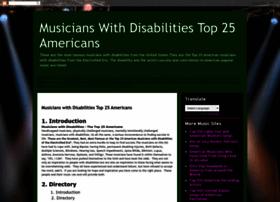 musicianswithdisabilitiesbliindsight.blogspot.com